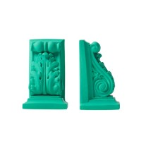 bookends_green